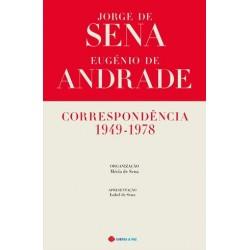Correspondência 1949-1978 Jorge De Sena E Eugénio De And de Jorge de Sena