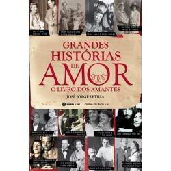 Grandes Histórias De Amor Grandes Histórias De Amor de José Jorge Letria
