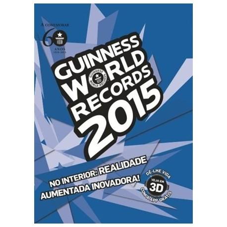 Guinness World Records 2015 de Guiness