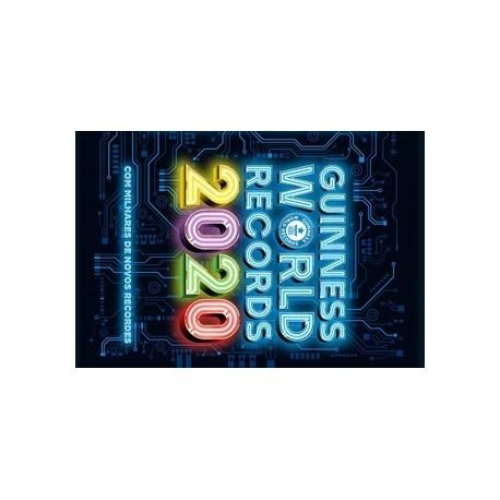 Guinness World Records 2020 de Guiness