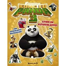 Kung Fu Panda 3 - Livro De Autocolantes de DreamWorks