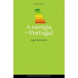 A Energia Em Portugal de Jorge Vasconcelos