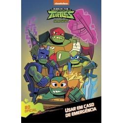 O Despertar das Tartarugas Ninja - Usar em Caso de Emergência