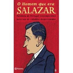 O Homem Que Era Salazar de Anónimo