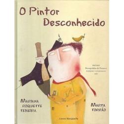 O Pintor Desconhecido de Mariana Roquette Teixeira