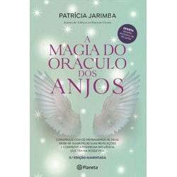 A Magia Do Oráculo Dos Anjos Ed. Aumentada de Patrícia Jarimba