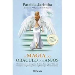 A Magia Do Oráculo Dos Anjos de Patrícia Jarimba