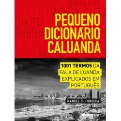 Pequeno Dicionário Caluanda de Manuel S. Fonseca