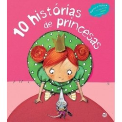 10 Histórias De Princesas Livro De Histórias de Juliette Saumande