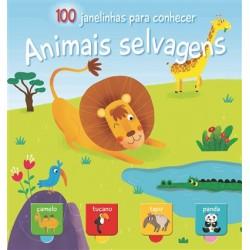 100 Janelinhas para Conhecer Animais Selvagens