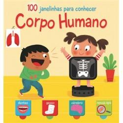 100 Janelinhas para Conhecer Corpo Humano