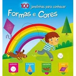 100 Janelinhas Para Conhecer Formas e Cores