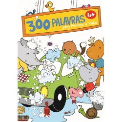 300 Palavras para Procurar e Pintar