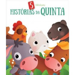 5 Fabulosas Histórias da Quinta - Vol. 1