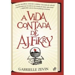 A Vida Contada De A. J. Fikry de Gabrielle Zevin