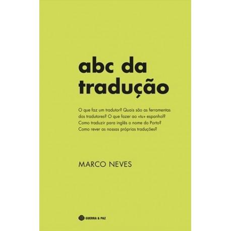 Abc Da Tradução de Marco Neves