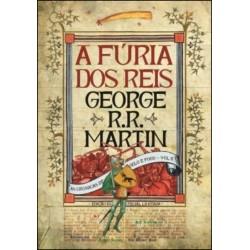 A Fúria dos Reis - As crónicas de Gelo e Fogo - Vol. 3 (Edição especial limitada) de George R. R. Martin
