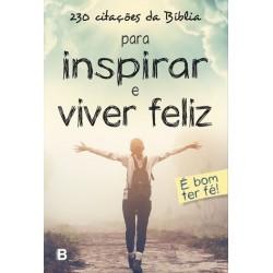 230 Citações Da Biblia Para Inspirar E Viver Feliz de Bookout