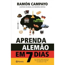 Aprenda Alemão Em 7 Dias de Ramón Campayo