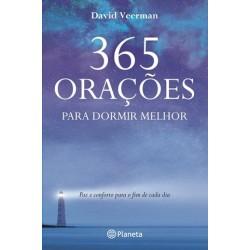 365 Orações Para Dormir Melhor de David Veerman