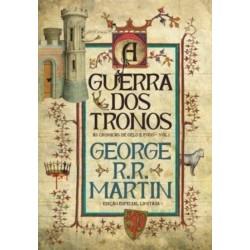 A Guerra dos Tronos - As Crónicas de Gelo e Fogo - Vol. 1 (Edição especial limitada) de George R. R. Martin