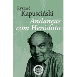 Andanças com Heródoto de Ryszard Kapuscinski