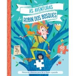 As Aventuras De Robin Dos Bosques - puzzle
