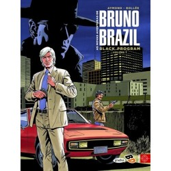 As Novas Aventuras De Bruno Brazil - Black Program, Vol. 1 de Philippe Aymond