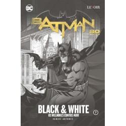 Black & White - Os Melhores Contos Noir - Batman 80 Anos - N.º 7
