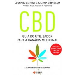 CBD - Guia do Utilizador para a Canábis Medicinal de Leonard Leinow e Juliana Birnbau