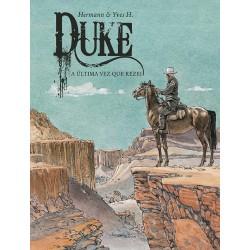 Duke - A Última Vez Que Rezei - Volume 4 de Yves H. Hermann