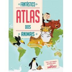 Fantástico Atlas Dos Animais