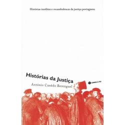Histórias da Justiça de António Canêdo Berenguel