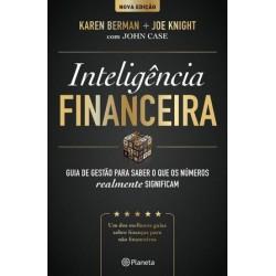 Inteligência Financeira - Guia de gestão para saber o que os números realmente significam de Karen Berman e Joe Knight