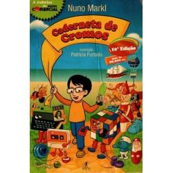 Caderneta De Cromos de Nuno Markl