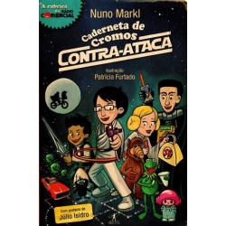 Caderneta De Cromos Contra Ataca de Nuno Markl
