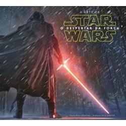 A Arte De Star Wars O Despertar Da Força de Phil Szostak